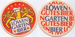 #D117-120 Viltje Löwengarten - Bierdeckel