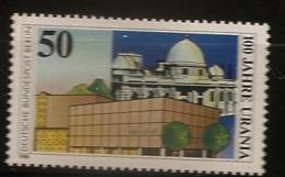 Allemagne Berlin 1987 N° 766 ** Urania, Science, Observatoire, Découvertes Scientifiques, Prix Nobel Astronomie Physique - [5] Berlin