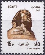 Egypt 1994 - Sphinx ( Mi 1818 - YT 1525 ) - Egypt