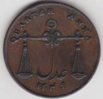 @Y@  India  1/4 Anna 1833  ( 3066) - Inde