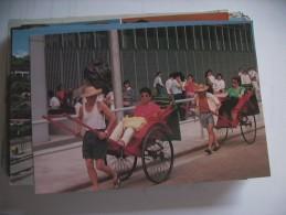 Hongkong Rickshaws - China (Hongkong)