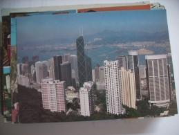 Hongkong Central Of The City - Azerbaïjan