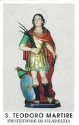 S. TEODORO M. - FILADELFIA - Mm. 65 X 103 - M - PR - Religione & Esoterismo