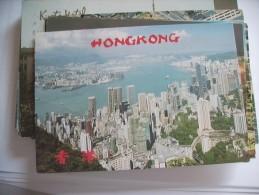 Hongkong Kowloon From The Peak - Azerbeidzjan