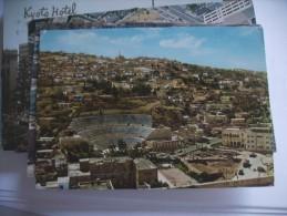 Jordanië Jordan Amman City View - Jordanië