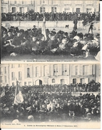 CP 99  2 CP De Blois Entrée De Monseigneur Mélisson à Blois Le 17 Décembre 1907 - Blois