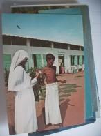 India Vyasarpadi Hospital Blind Man - India