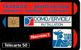 CARTE-PUCE-PRIVEE-PUBLIC- 50U-EN685-GEMA-DOMOSERVICES--UTILISE-BE- - 50 Einheiten