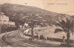FRANCE - MENTON - Vue Sur Garavan. - Menton
