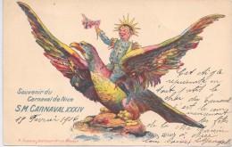 Souvenir Du Carnaval De NICE - S.M. CARNARVAL XXXIV - Karneval