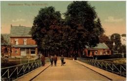ROERMOND - Maastrichter Weg - 2 Scans - Militaire Post 1912 - Roermond