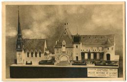 Exposition Internationale Paris 1937 Pavillon De La Vallée Moyenne De La Loire - Exhibitions