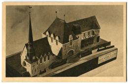 Exposition Internationale Paris 1937 Pavillon De La Vallée Moyenne De La Loire - Tentoonstellingen