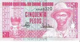 Guinea-Bissau - Pick 10 - 50 Pesos 1990 - Unc - Guinea-Bissau