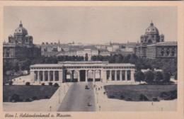 Austria Wien Vienna Heldendenkmal und Museen
