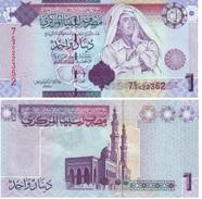 Libia - Libya 1 Dinar 2009 Pick 71 UNC - Libia