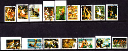 UMM AL QIWAIN. OLYMPIC GAMES 1972. FOOTBALL... 16V IMPERFORATED. 2016 Kl - Verano 1972: Munich