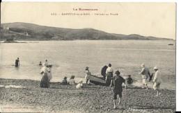 66----BANYULS SUR MER---devant La Plage--voir 2 Scans - Banyuls Sur Mer