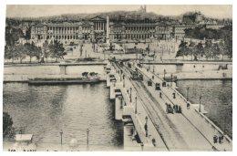 (516) Very Old Postcard - Carte Ancienne - France - Paris Place De La Concorde - Monuments
