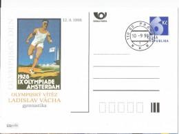 Ceska Republika : 1998 - Amsterdam 1928 : Gymnastiek