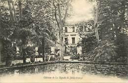 - Depts Div.-ref KK860 - Herault - Chateau De La Begude De Jordy (1913) - Chateaux - Carte Bon Etat - - France