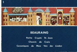 BEAURAING-CERAMIQUE DE MAX VAN DER LINDEN (Nodebais) - Beauraing