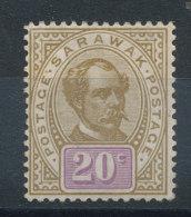 Sarawak  N°42* - Sarawak (...-1963)