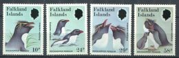 174 FALKLAND 1986 - Yvert 465/68 - Pingouin - Neuf ** (MNH) Sans Charniere - Falkland Islands