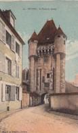 G , Cp , 58 , NEVERS , La Porte Du Croux - Nevers