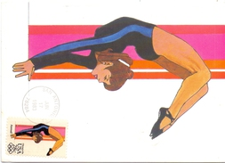 USA  SAN ANTONIO 1983 MAXIMUN POST CARD  (SET160279) - Cartoline Maximum