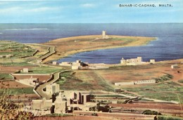 MALTA - RPPC Bahar-Ic-Caghaq - Malte