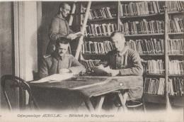 15 - AURILLAC - Gefangenenlager Aurillac - Bibliothek Für Kriegsfangene [prisonniers De Guerre] (impeccable) - Aurillac