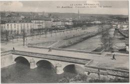 15 - AURILLAC - Promenade Du Gravier - La Jordanne  (impeccable) - Aurillac