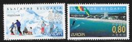 N° 4016 / 4017    EUROPA  BULGARIE  -  2004 - Bulgarie