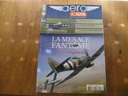 """REVUE """"AERO"""",n°53,Menace Des V1 Sur L'angleterre,Corsair,avions Francais,etc - 1939-45"""