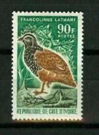 Ivory Coast 1966,1V,birds,vogels,vögel,oiseaux, Pajaros,uccelli ,aves,,MH/Ongebruikt(A2753) - Vogels