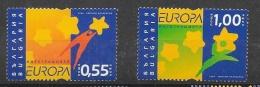 N° 4094 A / 4095 A   EUROPA  BULGARIE  - 2006 - Bulgarie