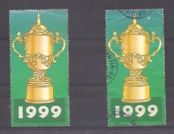 FRANCE --- ERINOPHIE --- 1999 - Commemorative Labels