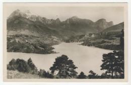 38 - Corps         Le Lac Du Sautet Et Confluent Du Drac Et De La Souloise - Corps