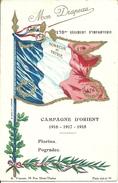 SALON DE PROVENCE, Mon Drapeau, 176e Régiment D'Infanterie - Salon De Provence