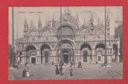 Venezia  --  Chiesa S Marco - Venezia