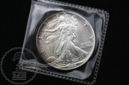 United States 1994 American Silver Eagle Dollar 1 Oz Fine Silver - 1979-1999: Anthony
