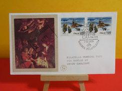 FDC Italia - NATAL 1979 - ROMA - 7.11.1979 - 1er Jour Italie - 6. 1946-.. Repubblica