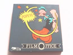 SUPER 8 - POPEYE DANS LA CAGE AUX LIONS - FILM OFFICE - Bobines De Films: 35mm - 16mm - 9,5+8+S8mm