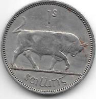 *irland 1 Shilling 1954  Km 14a  Xf - Irlande