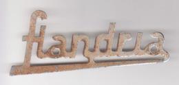 Plaquette Flandria - Motos