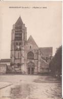 95 Bessancourt  L'eglise - France
