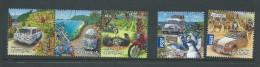 Australia 2012 Road Trip Set 5 VFU Melbourne CTO - Used Stamps