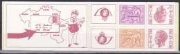 OCB Nr 1897 1898 1900 B14 Carnet 14 Elstrom  Baudewijn Bouduin MNH !!! - Booklets 1953-....