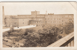 Carte Photo - Vraisemblablement Hôpital De Baie-Saint-Paul Québec Canada - 2 Scans - À Identifier - A Identifier